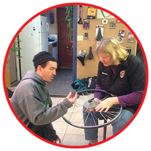 $60 per hour for Professional Bicycle Mechanic Services