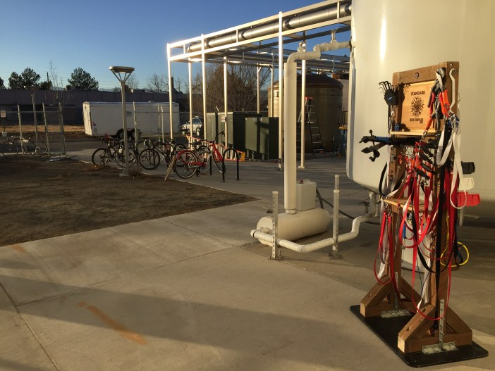 "We want to sell ""Standard Bike Repair Stations"" to the public for home-use and business applications."