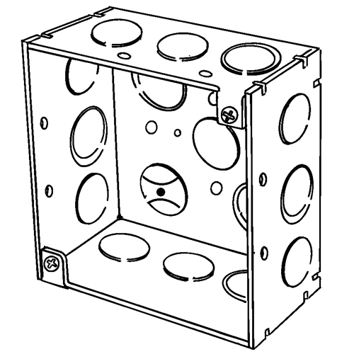 Appleton 4SDEK Outlet Box