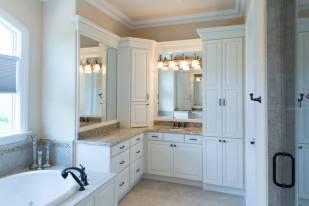 custom bathroom contractors knoxville, tn