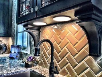 Kitchen Lighting Renovation in Knoxville   Standard Kitchen & Bath