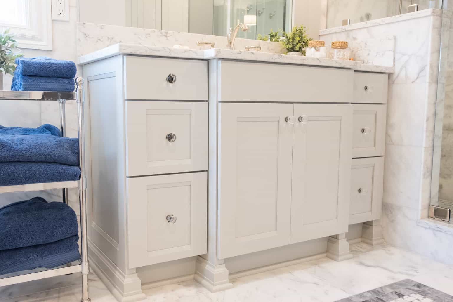 Bathroom Gallery | Standard Kitchen and Bath | Smoke and Mirrors ...