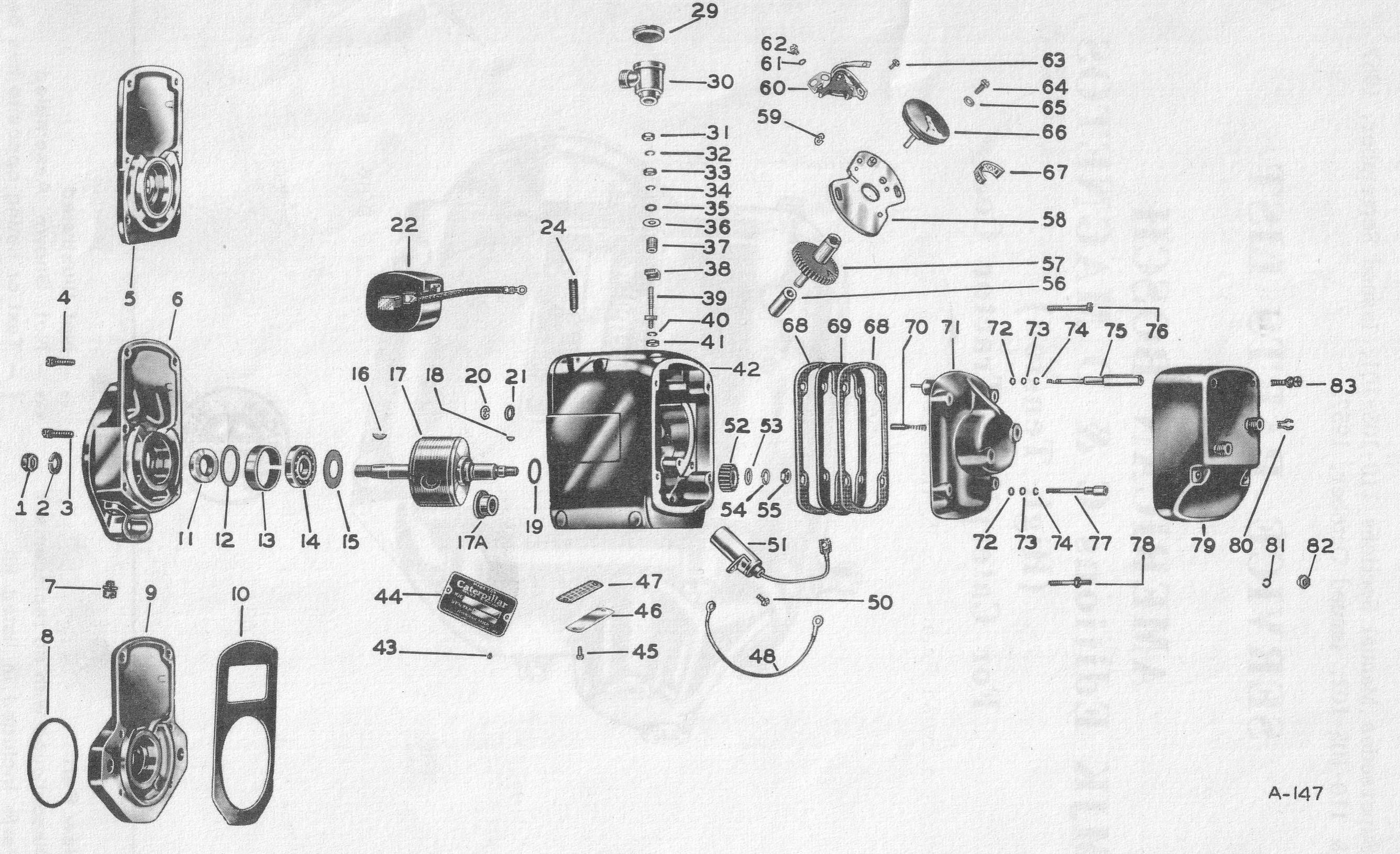 Bendix Magneto Wiring Diagram Bmw Z3 Stereo Wiring