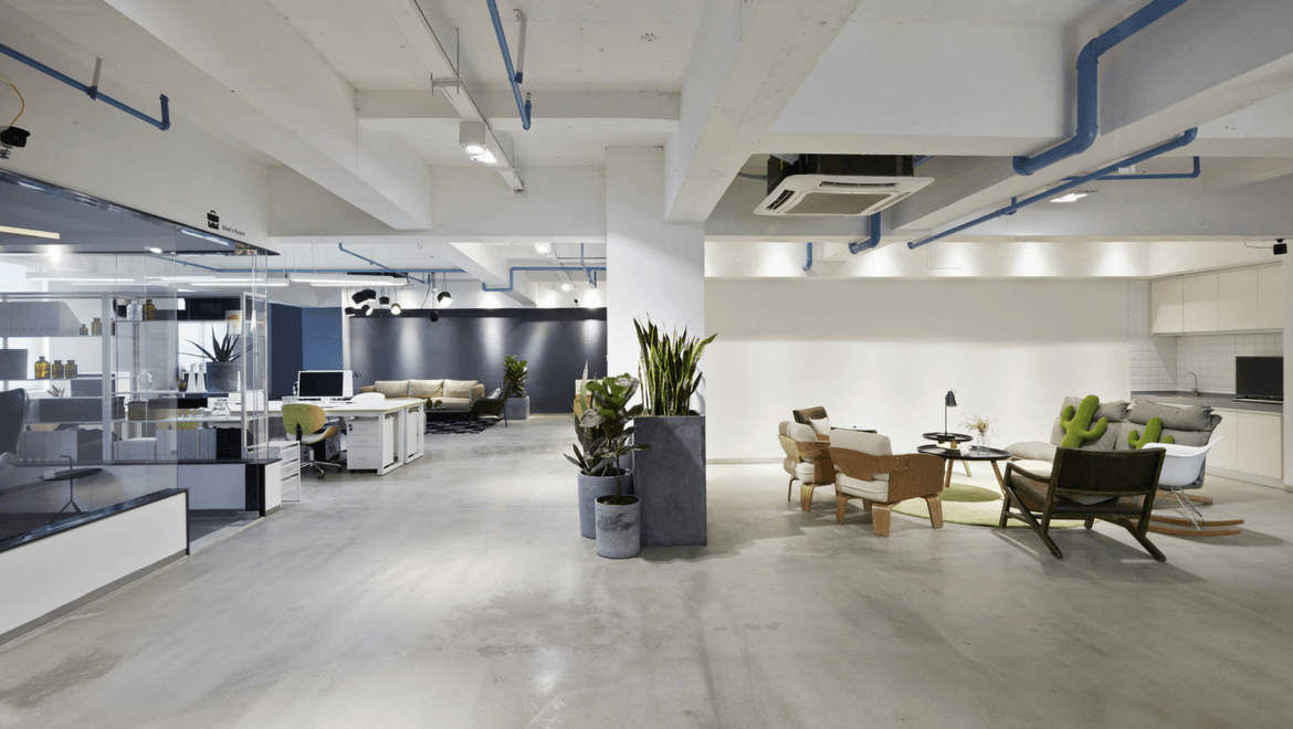 the optimal office lighting system