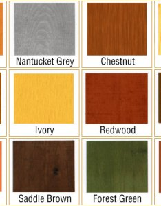 Organiclear wr series stain color chart also knight chemicals iwf wood finish rh standardtar