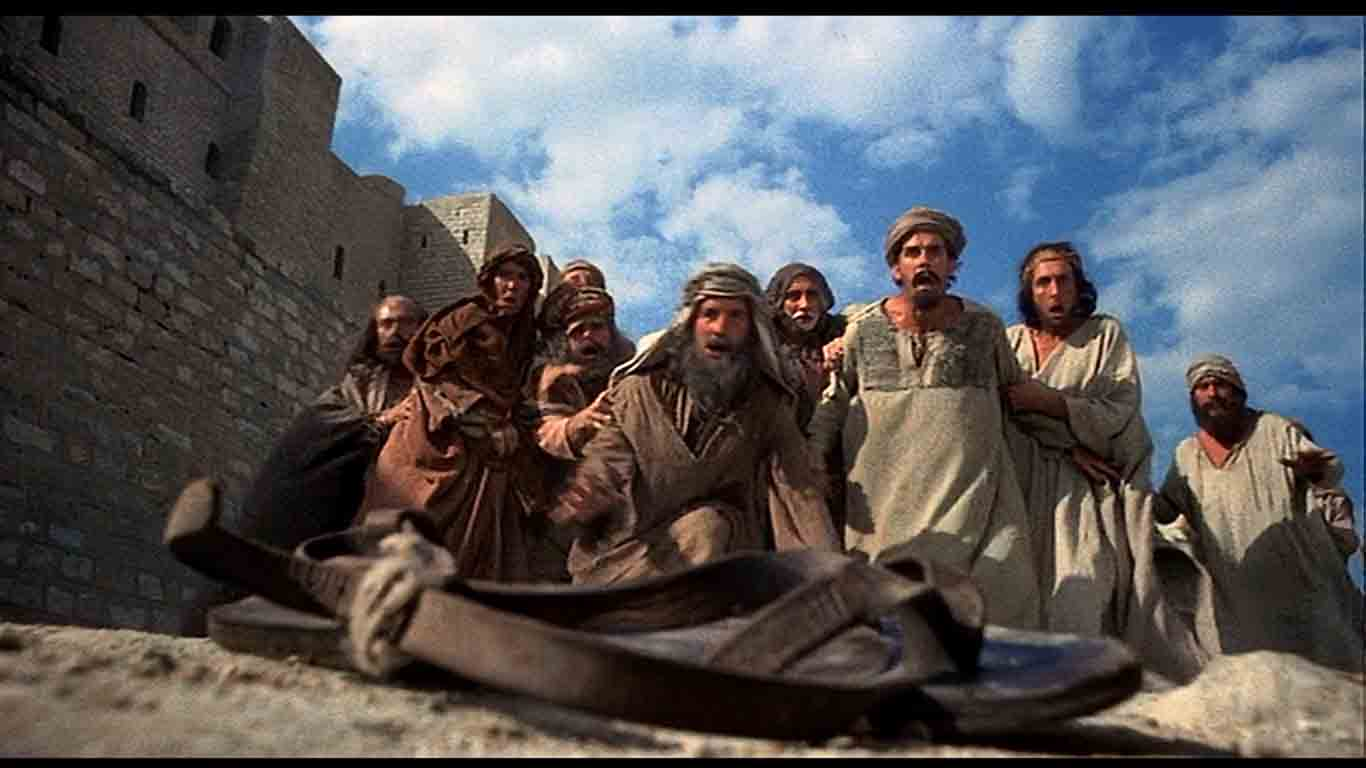 Scene from Life of Brian