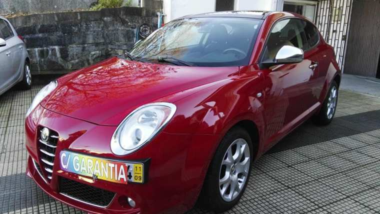 Alfa Romeo Mito 1.3 Multijet