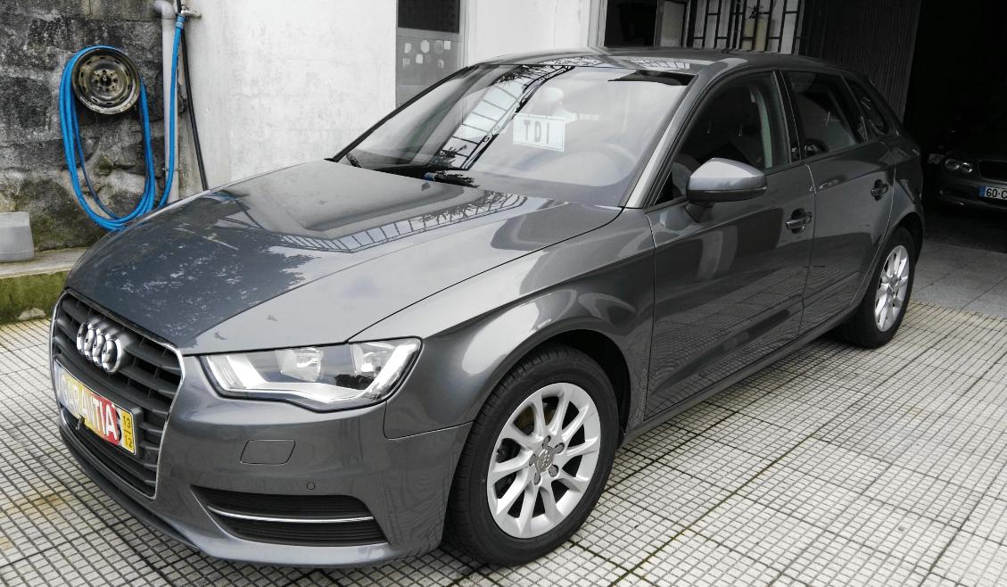 Audi A3 1.6 TDI Sport (105cv) (3p)