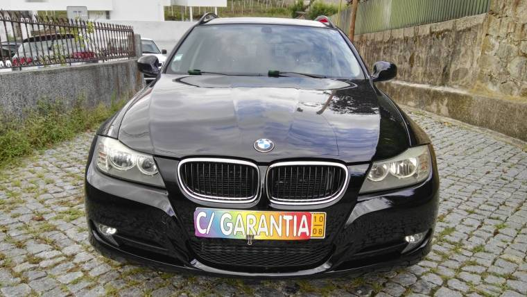 BMW 320 D 177 CV