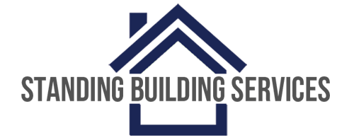 Standing Building Services Logo