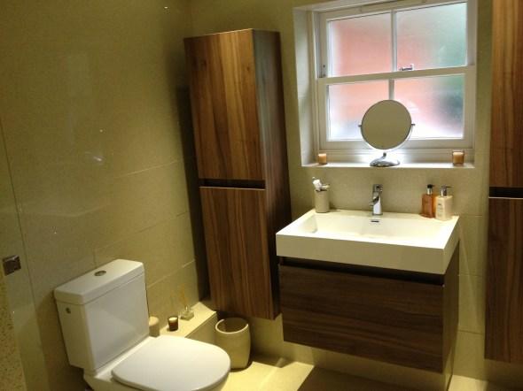 Bathroom refurbishment, Finchampstead