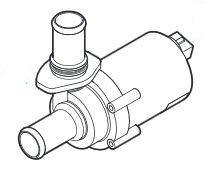 Eberpächer waterpomp 24 volt voor Hydronic Commercial