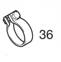 Onderdelen voor Eberspacher Hydronic 10 waterkachels 12 en