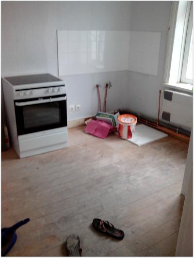 Keuken zonder keuken