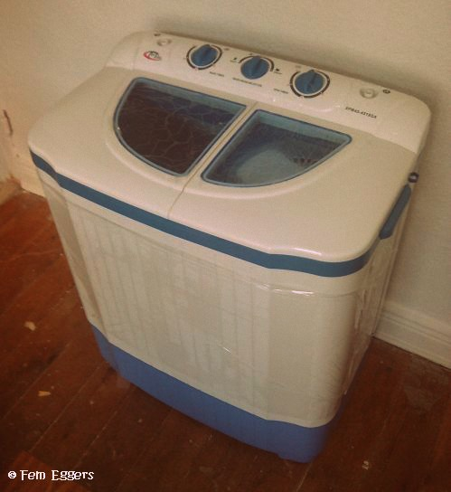 Mini-wasmachine