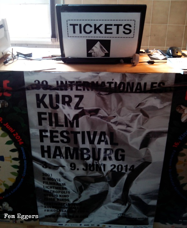 Kurzfilm Festival Hamburg 2014 - Fem op reis