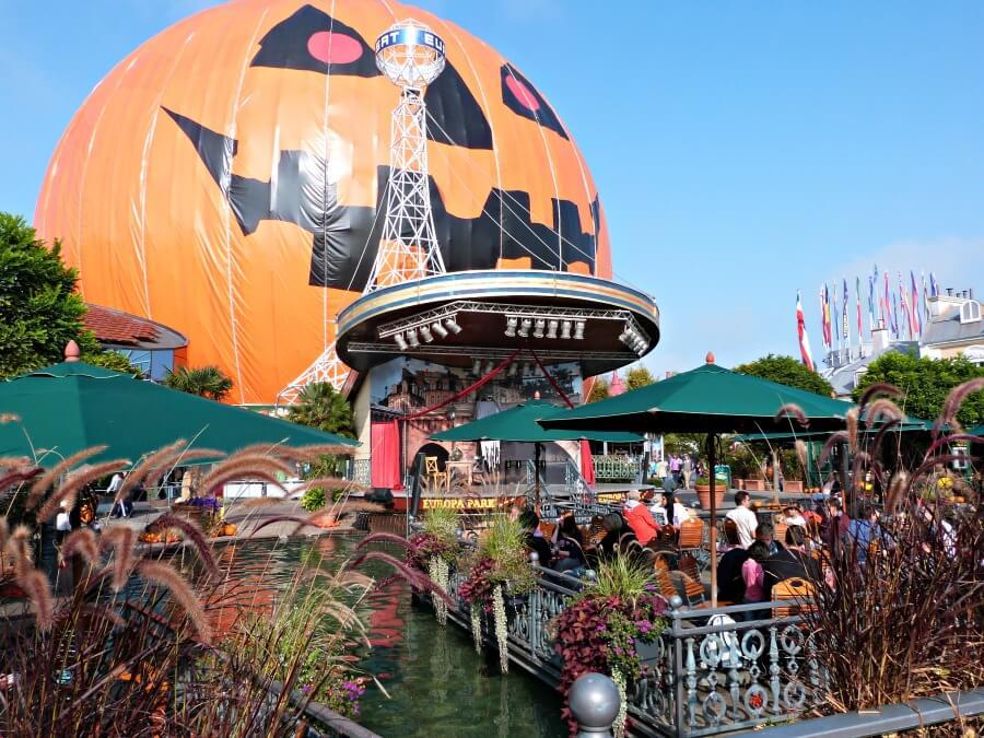 Halloween in het Europa-Park