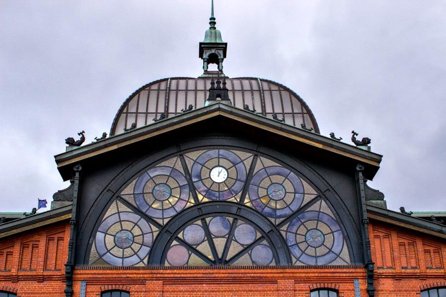 Bezoek de St. Pauli Fischmarkt