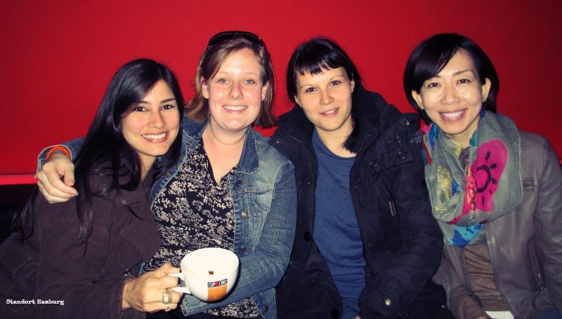 The ladies have a coffee - Standort Hamburg