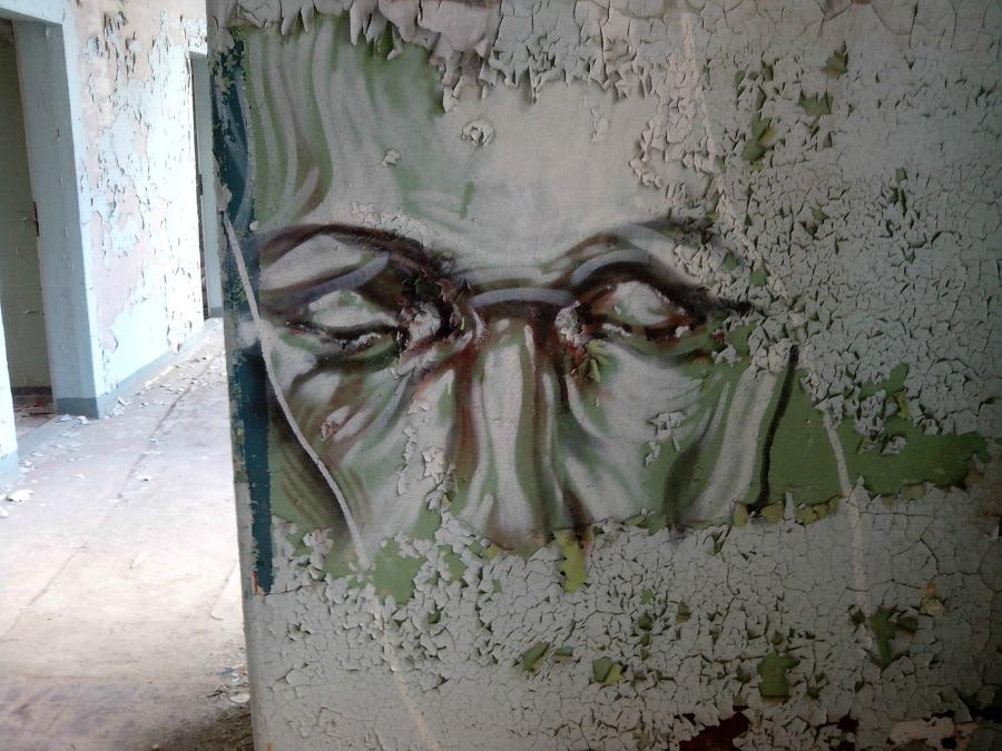 Murals Beelitz Heilstätten