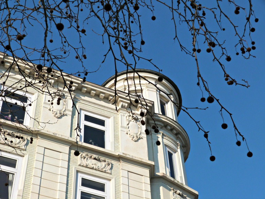 Bezienswaardigheid in Hamburg: Altbau