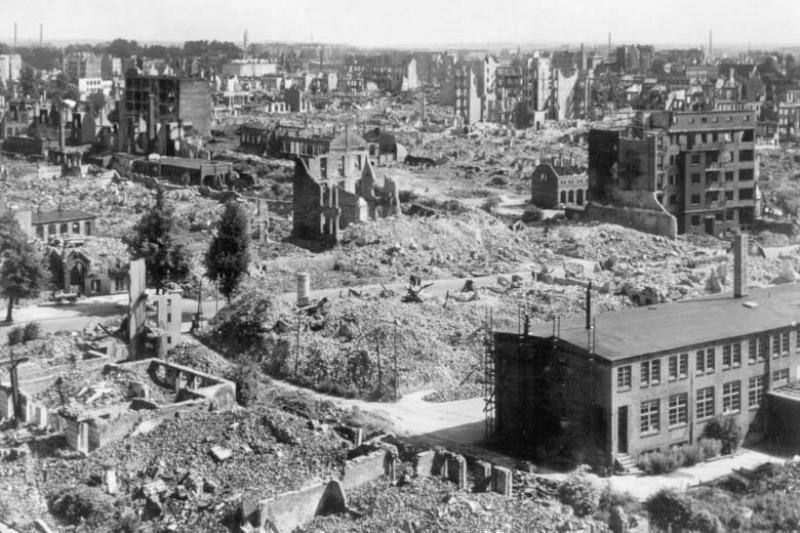 Hamburg 1943 DPA