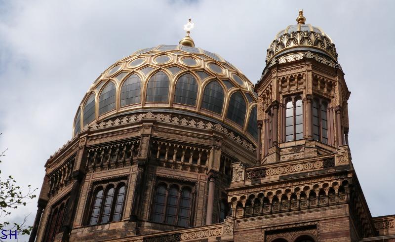 Neue Synagoge Berlin 2- Standort Hamburg