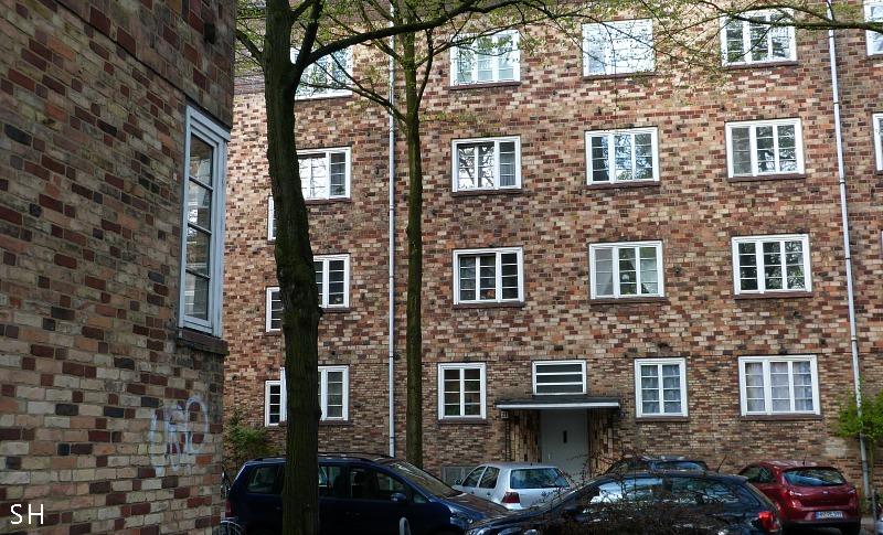 Ottensen Helmholtzstrasse - Standort Hamburg