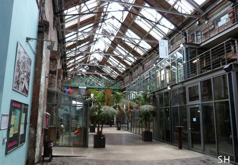 Ottensen Zeisehalle 1 - Standort Hamburg