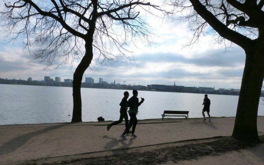 De leukste bezienswaardigheden en activiteiten om de Alster: wandelen of hardlopen