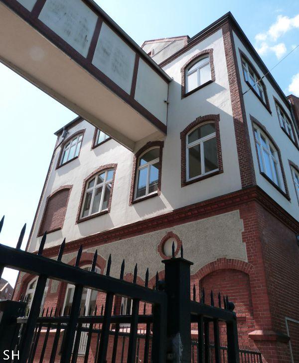 Alte Fabrik 2- Standort Hamburg