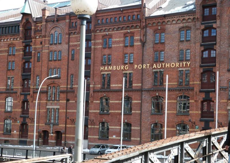 Speicherstadt UNESCO Werelderfgoedlijst 2 - Standort Hamburg