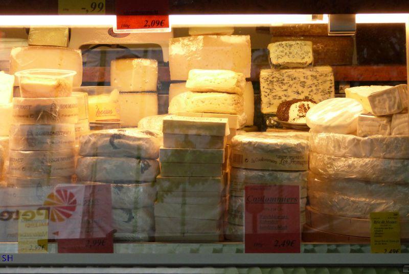 Zei iemand kaas - Standort Hamburg