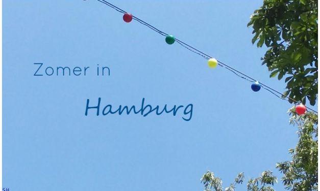 Zomer in Hamburg