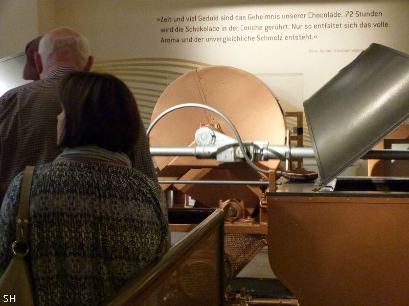 Chocoversum: chocolade in wording - Standort Hamburg