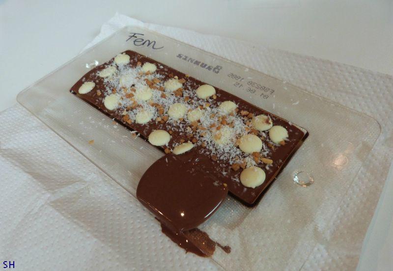 Fems Chocolate Standort Hamburg