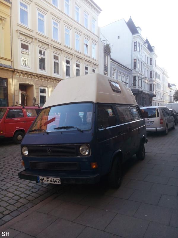 Blue Bus - Standort Hamburg