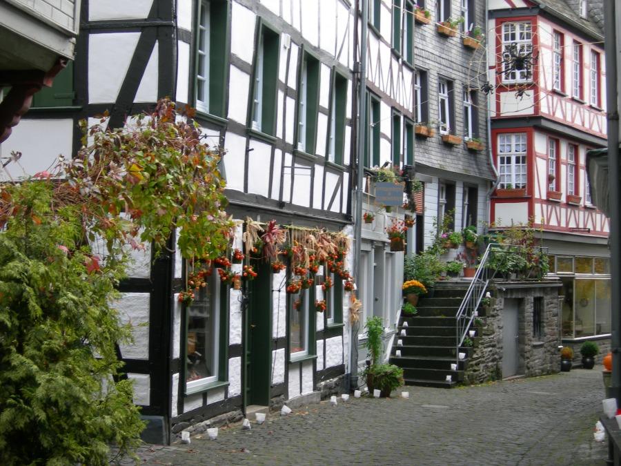 Stedentrip naar Monschau