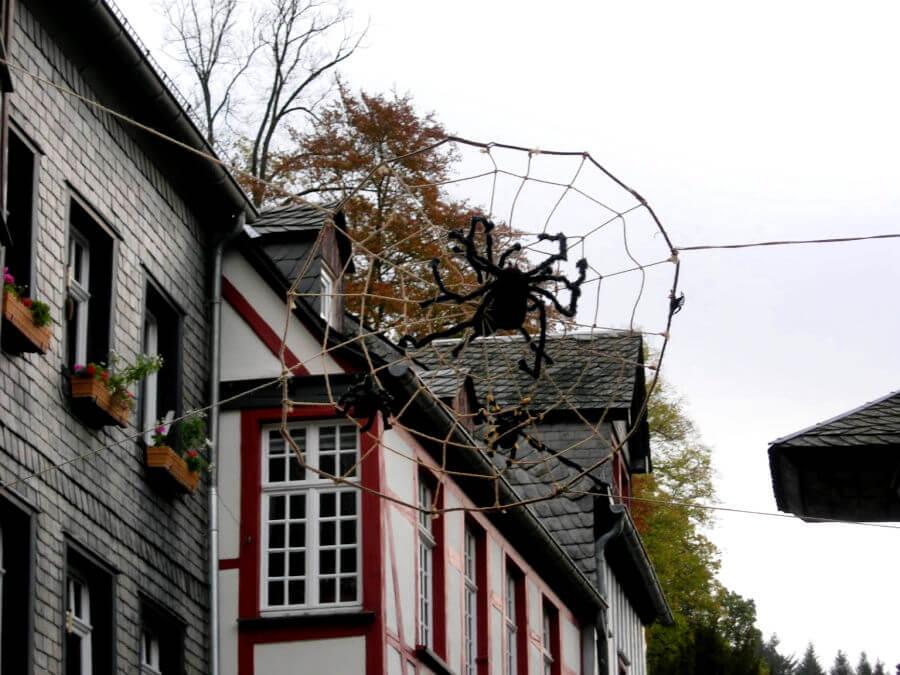 Jalloween in Monschau
