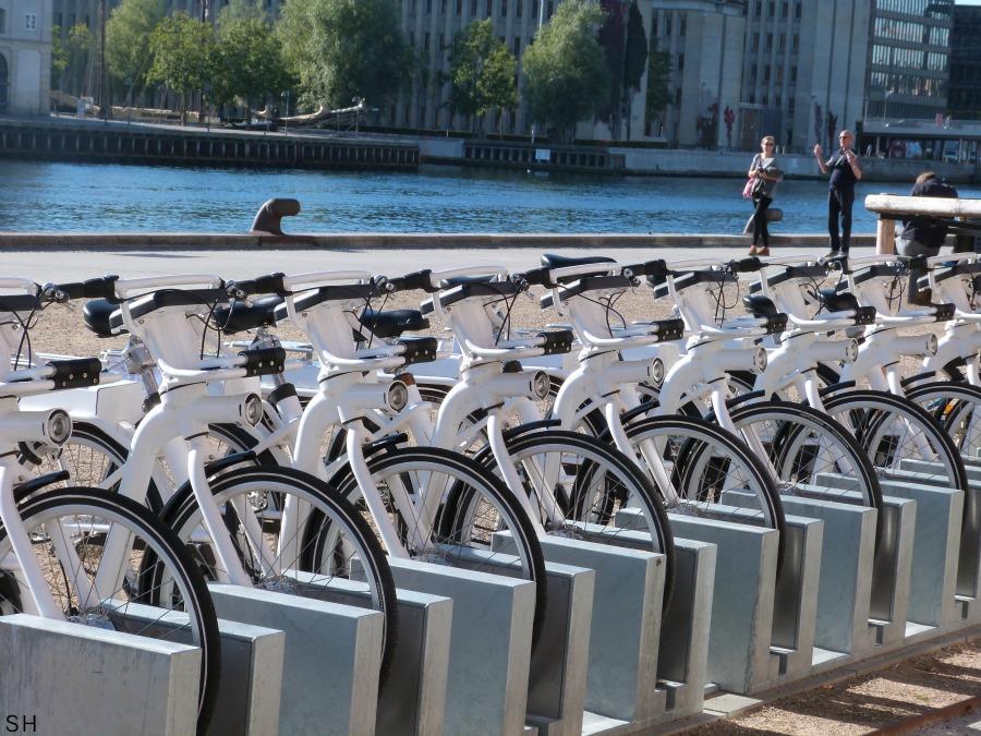 Kopenhagen fietsstad - Standort Hamburg