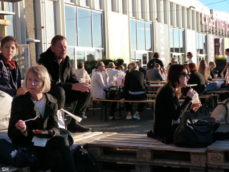 Sundowner at Papiroen - Standort Hamburg