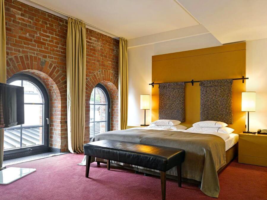 Luxe designhotels in Hamburg: Gastwerk