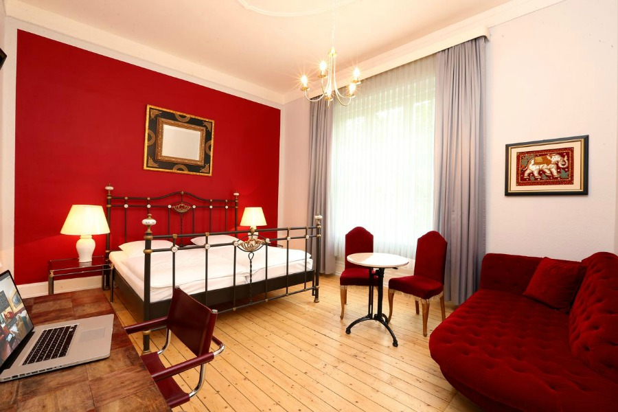 Goede budgethotels in Hamburg