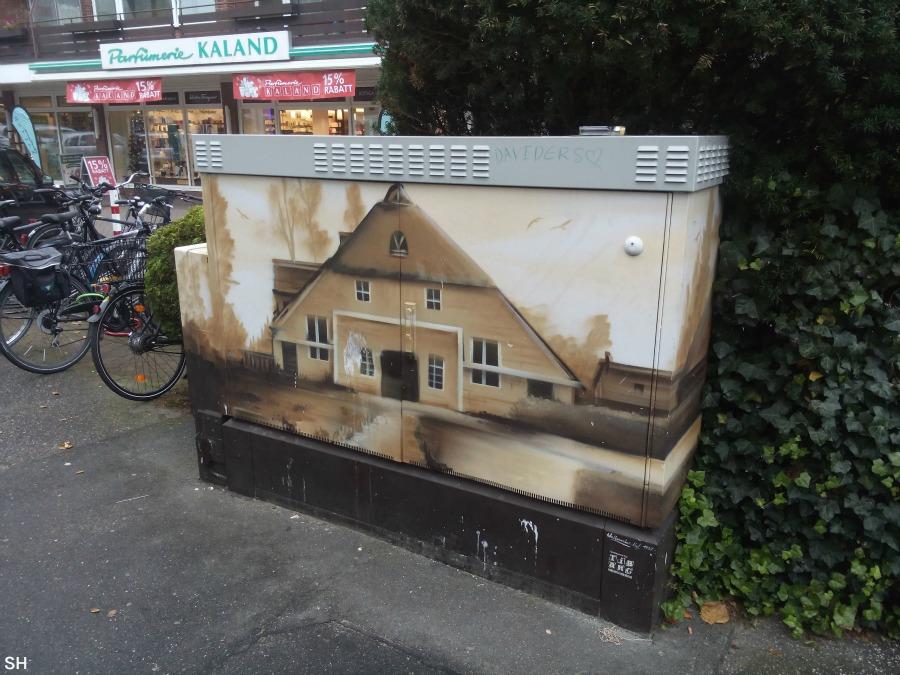 Niendorf Street Art Schulz - Standort Hamburg