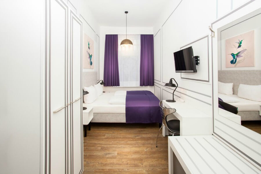Leuk Budget hotel in St. Georg: Boutique 056