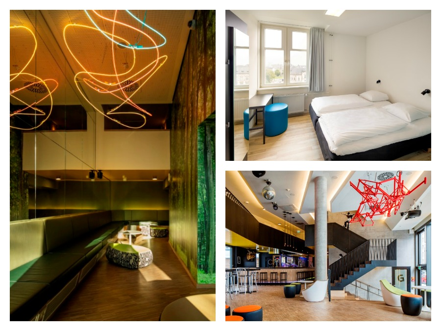 Budgethotels in Hamburg: Generator Hostel Hamburg