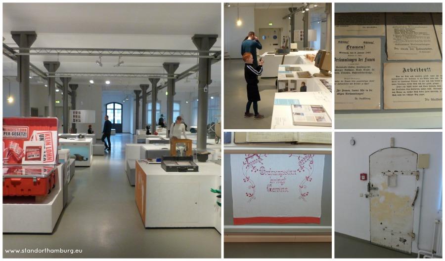 ABC der Arbeit ausstellung - Museum der Arbeit - Standort Hamburg