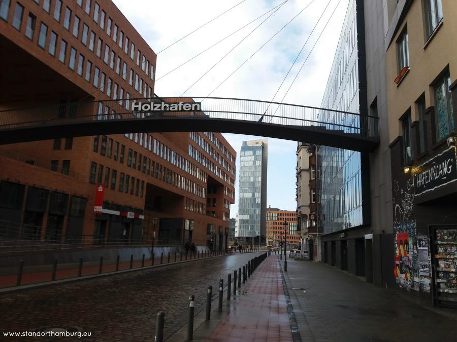 Holzhafen - Standort Hamburg