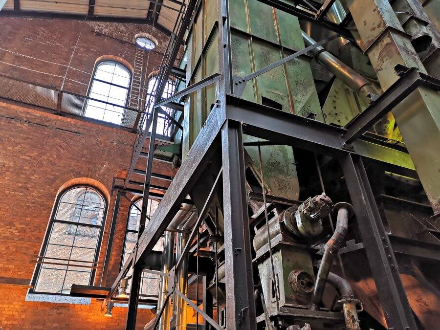 Bijzondere hotels in Hamburg: de oude gasfabriek