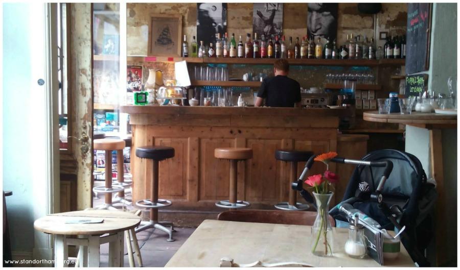 Kaffee und Kuchen in Hamburg - Cafe Kaffee Stark - Standort Hamburg